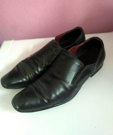 Кожаные туфли 40 размер, состояние хорошее. 3 микрорайон. в Бишкек