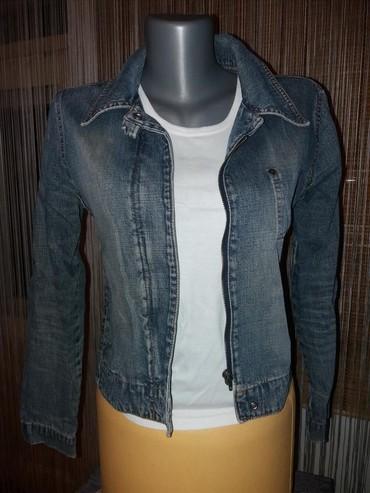Texas-jakna-osivog-texasa-streetone - Srbija: Jakna texas ženska. Klasičan model, jednostavna jaknica laka za