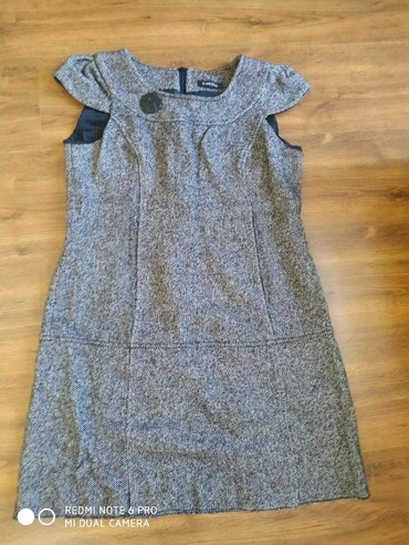 Платье- туника, осень зима, длина до в Бишкек