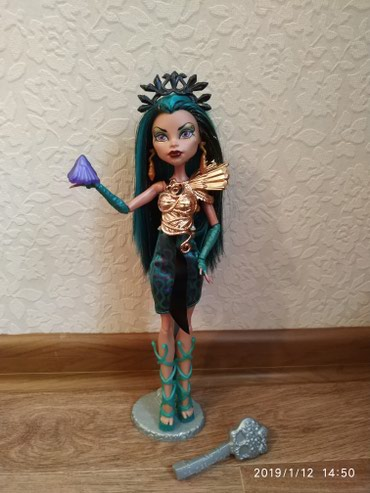 Продаю куклу Monster high Нефера. в Бишкек