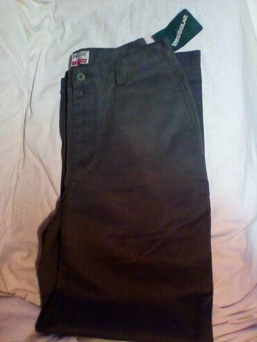 Zenske pantalone,100%,pamuk,siroke