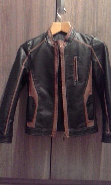 Куртка подростковая,  примерно на 10-12 в Бишкек