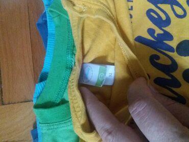 Dečiji Topići I Majice | Sokobanja: Tanke majice dugih rukava.1-2vel.pogledajte i ostale moje oglase