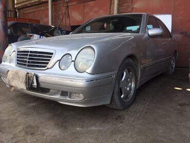 Mercedes-Benz - Кант: Mercedes-Benz 3.2 л. 2001 | 300200 км