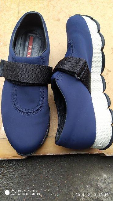 фирменная обувь из германии в Кыргызстан: Продаю женскую обувь PRADA оригинал. Размер 40. Состояние 10 из 10!!!