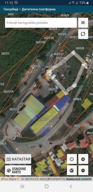 Nekretnine - Srbija: Sale of land plots 17 ares Građevinarstvo Vlasnik