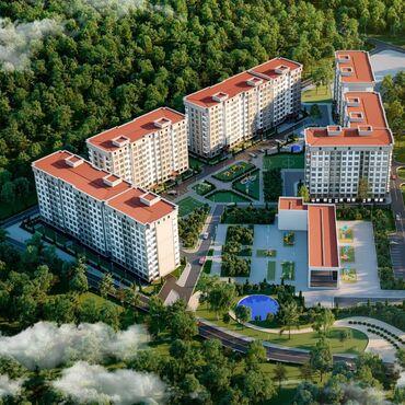 lush 2 в Кыргызстан: Продается квартира: 2 комнаты, 62 кв. м