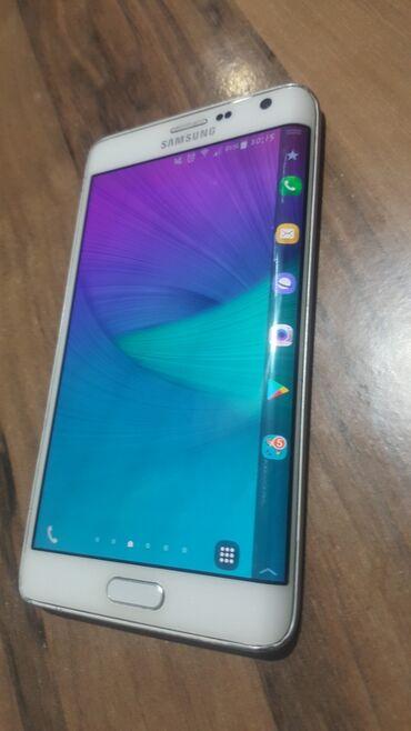Электроника - Ашагы-Гюздек: Б/у Samsung Galaxy Note Edge 32 ГБ Белый