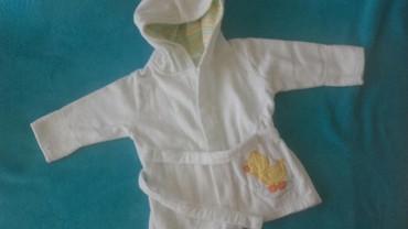Bade mantil za bebe - Belgrade
