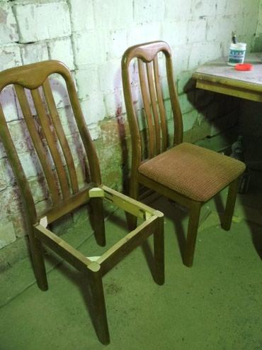 Реставрация столы и стулья. стол стул калыбына келтиребиз! в Бишкек
