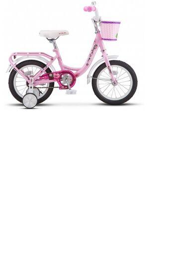 детские платья купить в Азербайджан: Детский велосипед. Рекомендуемый возраст: от 4 до 7 лет.  Диаметр коле