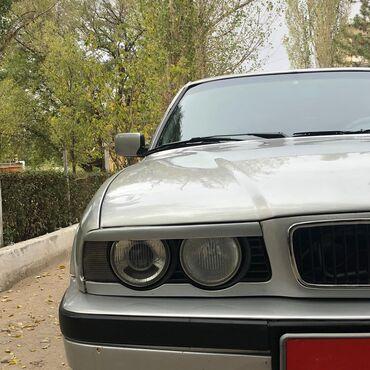 казан диска в Кыргызстан: BMW 525 2.5 л. 1995   90 км