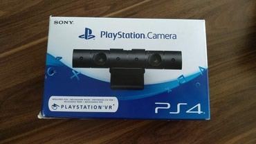 Bakı şəhərində PlayStation Camera for PlayStation 4 (ikinci nesil) (Teze Upakovkada)