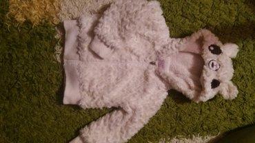 Meda jaknica za devojcice, vel 1-2 - Sabac - slika 3
