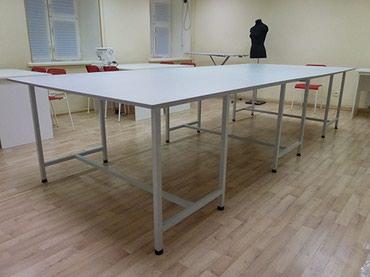 Раскройные столы, кройный стол, в Бишкек
