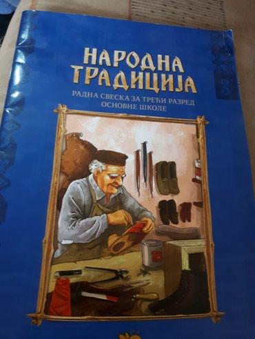 Narodna tradicija za 3. razred - Jagodina