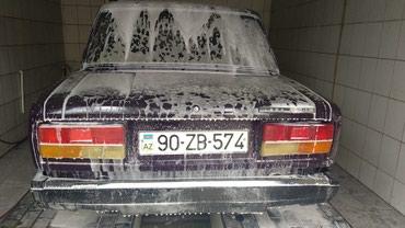 Bakı şəhərində VAZ (LADA) 2107 1989