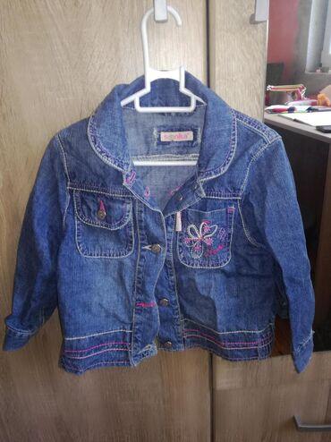 Dečije jakne i kaputi | Bujanovac: Teksas jaknica za devojčice