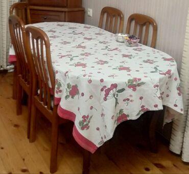 Kafe ucun stol stul satilir - Азербайджан: Stol stul birlikde satılır