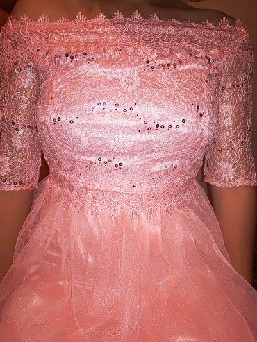 Платье Размер 42-44 Одевала один раз на свадьбу в Бишкек