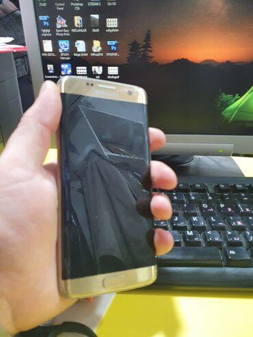 s 6 edge - Azərbaycan: İşlənmiş Samsung Galaxy S7 Edge 32 GB qızılı