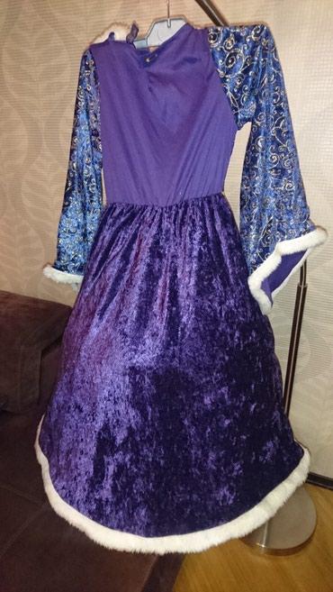 Bakı şəhərində Платье Frozen для 6 7 8лет don platye