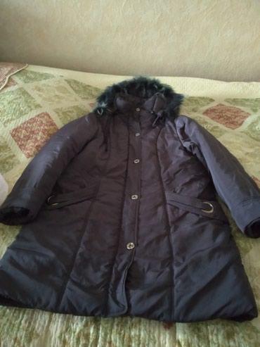 Продаю зимнее пальто 52размера,в хорошем состоянии в Бишкек