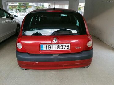 Renault Clio 1.4 l. 2004   123000 km