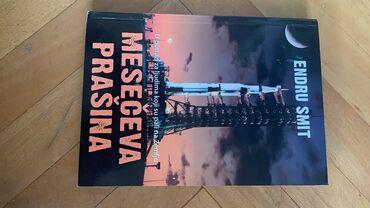 Knjige, časopisi, CD i DVD | Kikinda: Nova knjiga Meseceva prasina