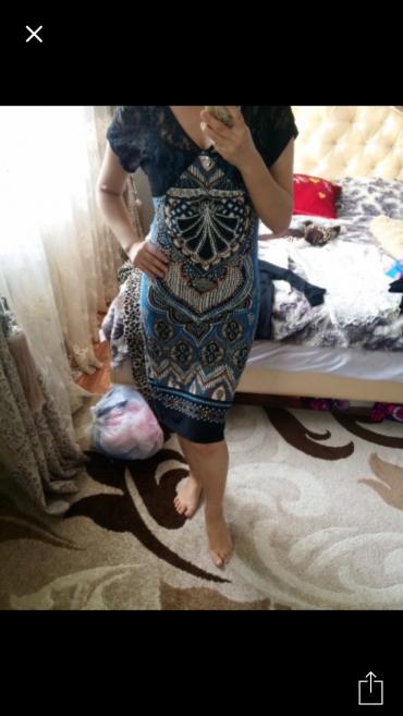 semejnoe postelnoe bele s dvumja в Кыргызстан: Продаю платье, новое, турция, размер 36-38 S M