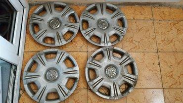 колпаки на железные диски R15 toyota camry, mark2 ipsum, gaya estima v в Бишкек