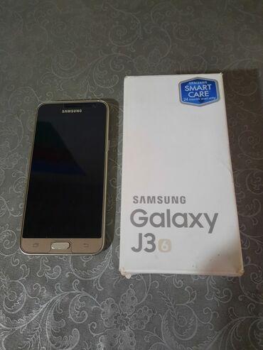 9 elan   SAMSUNG: Samsung Galaxy J3 2016   8 GB   Qızılı   İki sim kartlı