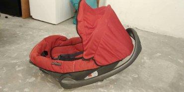 Port-bebe σε καλή κατάσταση για χρήση εντός και εκτός  αυτοκινήτου. σε Koropi