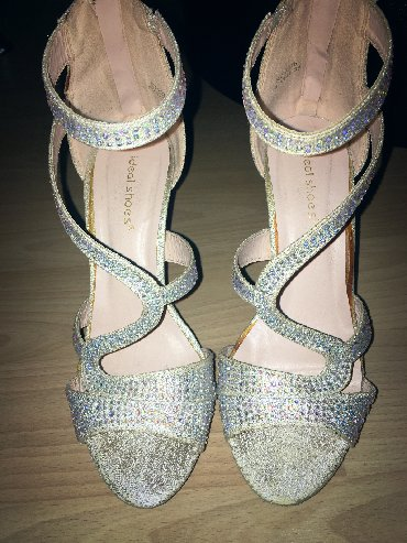 Crne-svecane-haljine - Srbija: Svecane sandale