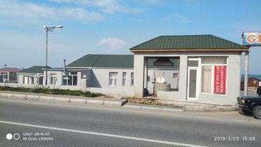 Restoranların, kafelərin satışı - Azərbaycan: Novxanıda dəniz kənarında 50 sot torpaq sahəsində ---150 m2-lik