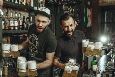 работа в сша: бармены  город: нью-йорк работа в в Душанбе