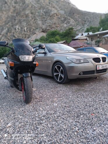 Транспорт - Кадамжай: BMW 5 series 2.5 л. 2006   12345 км