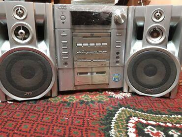 Audio - Azərbaycan: Muzukalniy senter JVS çox super səsli bass var aux mp3 kaset var çox