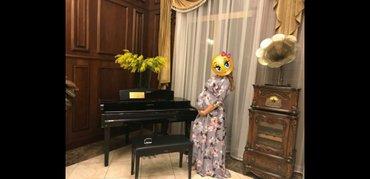 Платье подойдёт как беременным, так и в Бишкек