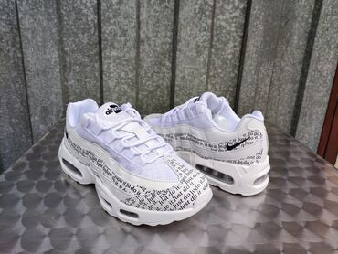 Nike Air Max 95 Just Do It White/Black-Br. 41-46Patike su izuzetnog