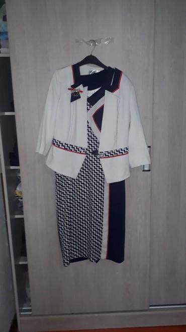 Продаю платье 48 размер. Почти новый одевала пару раз. в Бишкек