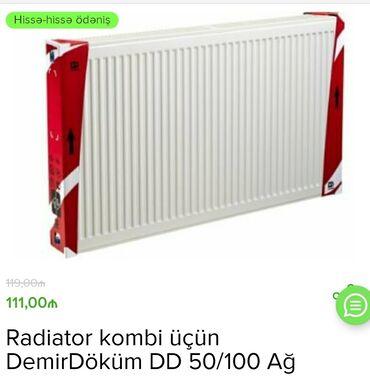 Radiator Kombi üçün DemirDöküm