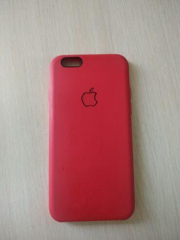 Чехол iPhone 6 6s Состояние 9 из 10 Приятные на ощуп