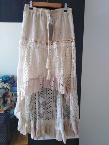Boho-set - Srbija: Prelepa boho suknja. Nova sa etiketom. Odgovara s/m velicini. Odlicna