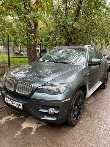 обмен авто на недвижимость in Кыргызстан   DAEWOO: BMW X6 4.4 л. 2010   110000 км