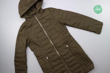 Жіноче пальто з каптуром Colins р. XS    Довжина: 84 см Ширина плечей