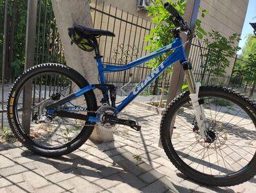 Горный велосипед Giant Yukon FX . Изначально вложено 1800 долларов