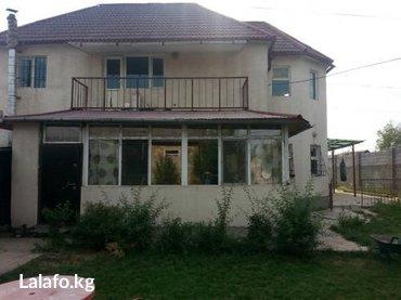 7 комнатный двухэтажный дом село Лебединовка,S-160кв.м, участок in Бишкек