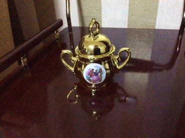 Bakı şəhərində продаю от кафейного сервиза песочницу. цена 10 ман.