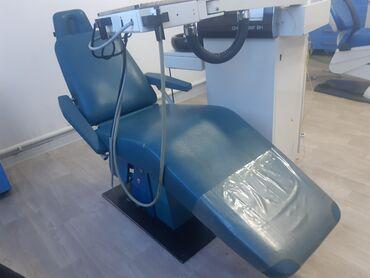 сколько стоит стоматологическое кресло в Кыргызстан: Хиродент.Стоматологический кресло.Состояние хорошая